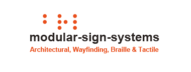Modular Sign Systems