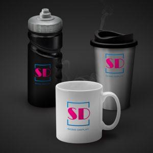 Mugs, Cups & Drinkware