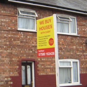Estate Agent Boards & Correx Property Signs