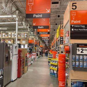 Aisle Tags & Hung Panels (Warehouse Signs)