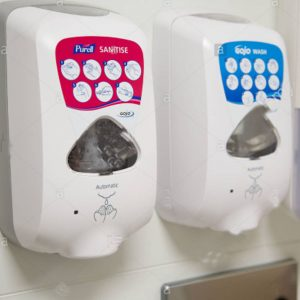 Hand Wash Stations (Workplace & Leisure)