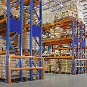 Pallet Racking & Shelving (Warehouse Storage)