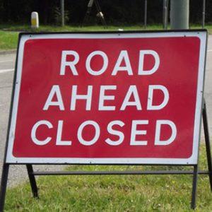 Rectangular Traffic Signs (Temporary)