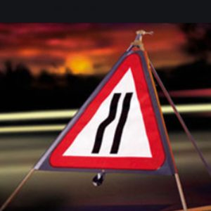 Fold-Up Traffic Signs (Chapter 8)