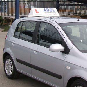 Car Header Boards