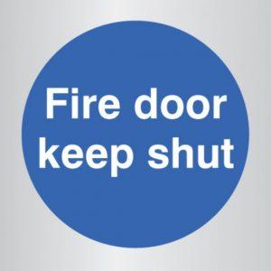 Fire Door Signs & Panels
