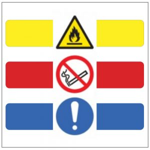 Hazardous & Flammable Multi Colour
