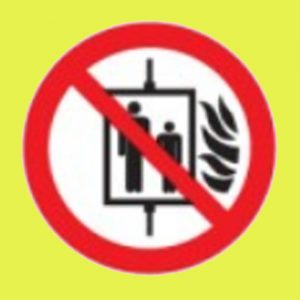 In The Event Of Fire (Lifts)