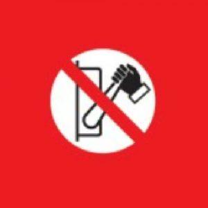Machinery Prohibition