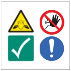 Other Multi Colour Safety Sign Products
