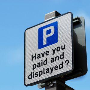 General Car Park Signs