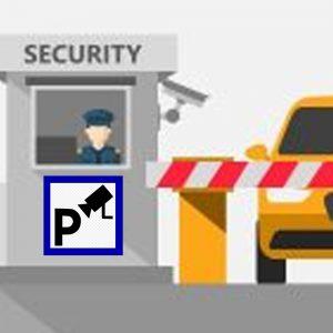Security, CCTV & Parking