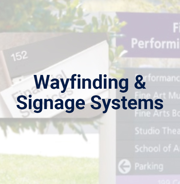 Wayfinding & Signage Systems