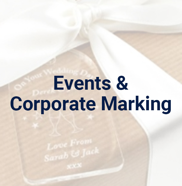 Events & Corporate Marking