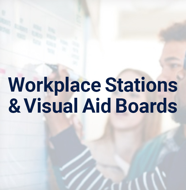 Workplace Stations & Visual Aid Boards