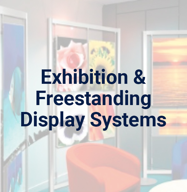 Exhibition & Freestanding Display Systems