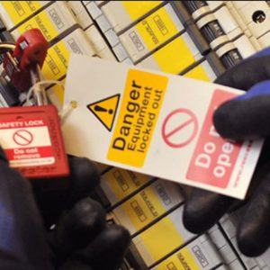 Lock Out Safety Tags
