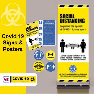 Covid 19 Signs & Posters