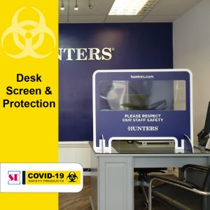 Desk Screen Protection
